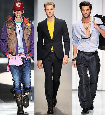 Trendët sezonale të modës për meshkuj